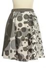 LAUTREAMONT(ロートレアモン)の古着「スカート」後ろ
