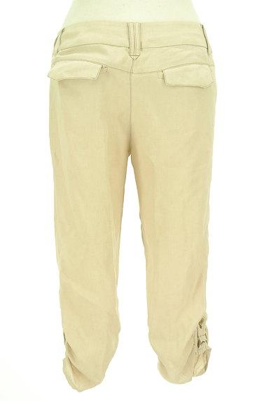 COMME CA(コムサ)の古着「裾ギャザークロップドパンツ(パンツ)」大画像2へ