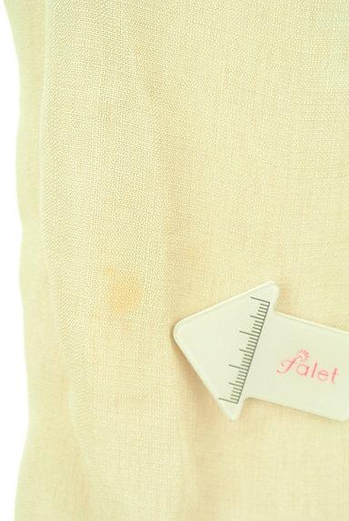 COMME CA(コムサ)の古着「裾ギャザークロップドパンツ(パンツ)」大画像5へ