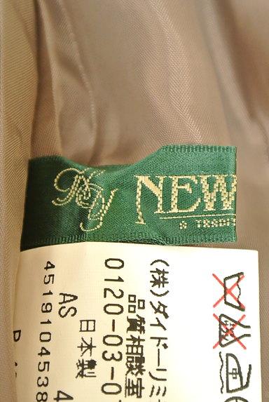 NEW YORKER(ニューヨーカー)の古着「ヘリンボーンタイト膝丈スカート(スカート)」大画像6へ
