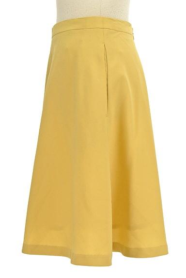 ROPE(ロペ)の古着「フレア膝丈サーキュラースカート(スカート)」大画像3へ