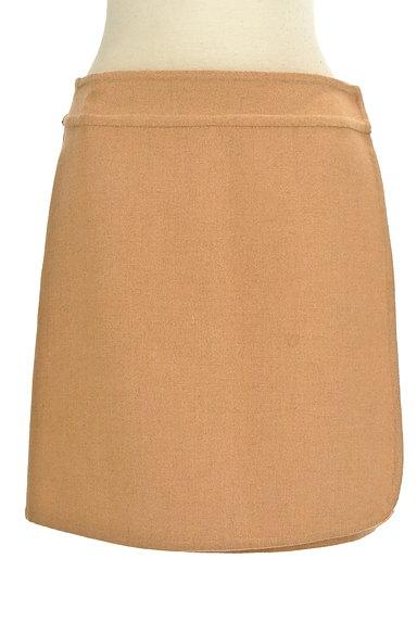 TOMORROWLAND(トゥモローランド)の古着「2カラーリバーシブルスカート(ミニスカート)」大画像1へ