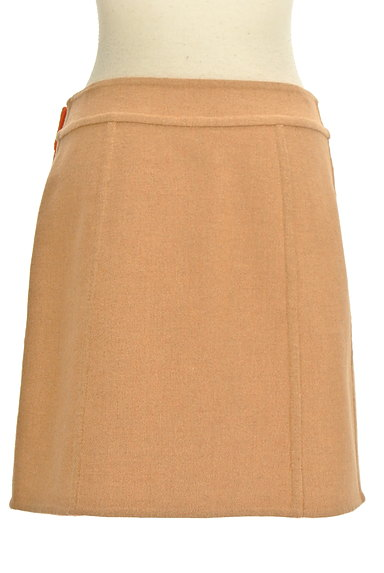TOMORROWLAND(トゥモローランド)の古着「2カラーリバーシブルスカート(ミニスカート)」大画像2へ