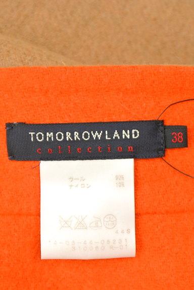 TOMORROWLAND(トゥモローランド)の古着「2カラーリバーシブルスカート(ミニスカート)」大画像6へ
