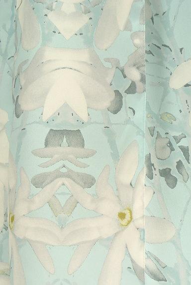 YLANG YLANG(イランイラン)の古着「花柄フレア膝丈スカート(スカート)」大画像5へ