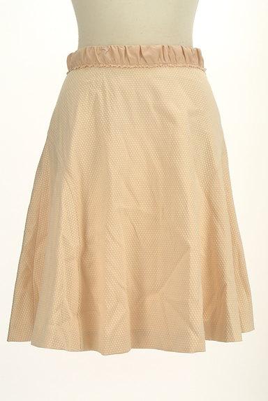 YLANG YLANG(イランイラン)の古着「パステルフレア膝丈スカート(スカート)」大画像1へ