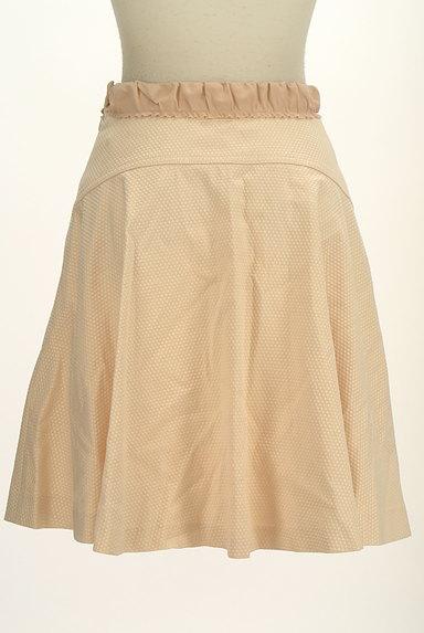 YLANG YLANG(イランイラン)の古着「パステルフレア膝丈スカート(スカート)」大画像2へ
