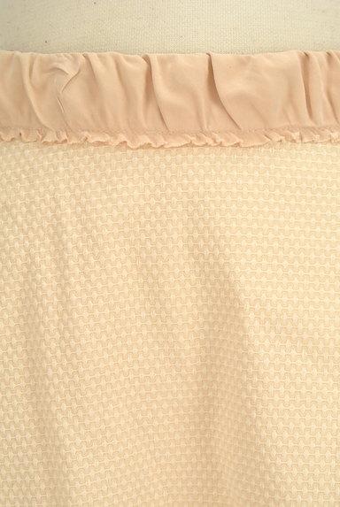 YLANG YLANG(イランイラン)の古着「パステルフレア膝丈スカート(スカート)」大画像4へ