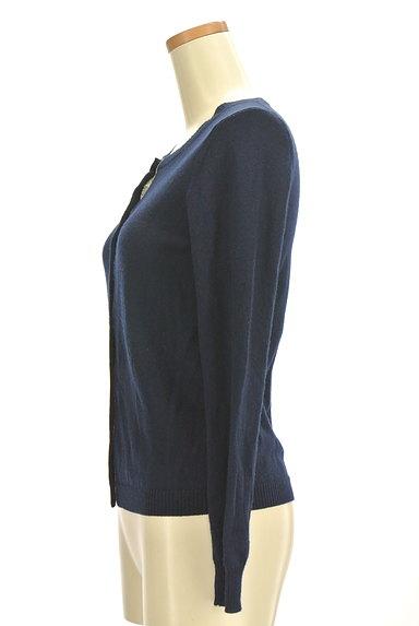 UNITED ARROWS(ユナイテッドアローズ)の古着「クルーネックカーディガン(カーディガン・ボレロ)」大画像3へ