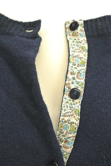 UNITED ARROWS(ユナイテッドアローズ)の古着「クルーネックカーディガン(カーディガン・ボレロ)」大画像4へ