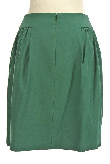 TOMORROWLAND(トゥモローランド)の古着「サイドタックセミフレアスカート(スカート)」大画像2へ