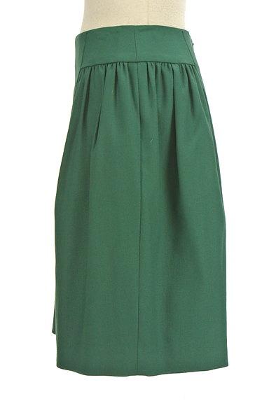 TOMORROWLAND(トゥモローランド)の古着「サイドタックセミフレアスカート(スカート)」大画像3へ