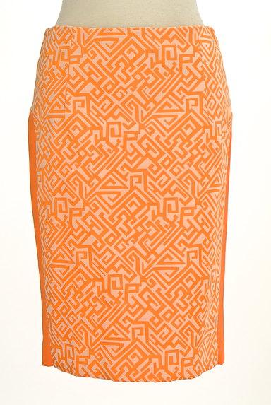 PATRIZIA PEPE(パトリッツィアペペ)の古着「シャインカラータイトスカート(スカート)」大画像1へ