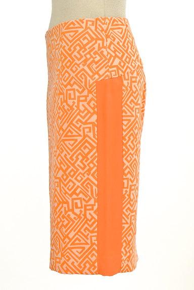 PATRIZIA PEPE(パトリッツィアペペ)の古着「シャインカラータイトスカート(スカート)」大画像3へ