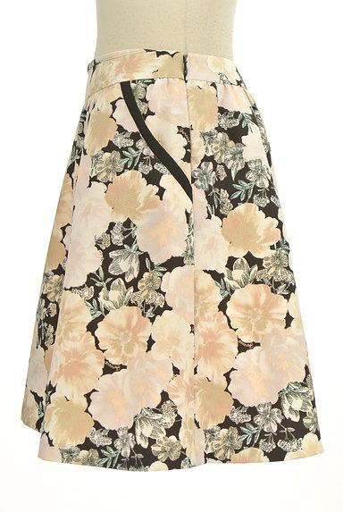 Feroux(フェルゥ)の古着「花柄フレア膝上スカート(スカート)」大画像3へ