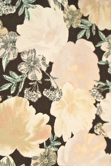 Feroux(フェルゥ)の古着「花柄フレア膝上スカート(スカート)」大画像5へ