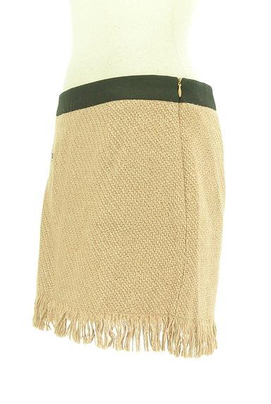 PATRIZIA PEPE(パトリッツィアペペ)の古着「裾フリンジミニスカート(ミニスカート)」大画像3へ