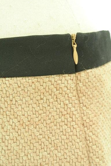 PATRIZIA PEPE(パトリッツィアペペ)の古着「裾フリンジミニスカート(ミニスカート)」大画像4へ