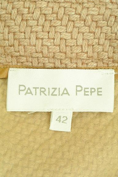 PATRIZIA PEPE(パトリッツィアペペ)の古着「裾フリンジミニスカート(ミニスカート)」大画像6へ