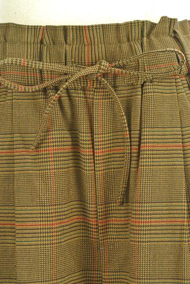 JOURNAL STANDARD(ジャーナルスタンダード)の古着「チャック柄ワイドパンツ(パンツ)」大画像4へ