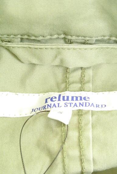 JOURNAL STANDARD relume(ジャーナルスタンダード レリューム)の古着「ステンカラーミリタリージャケット(ジャケット)」大画像6へ