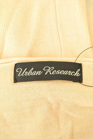 URBAN RESEARCH(アーバンリサーチ)の古着「シアーVネックニットトップス(ニット)」大画像6へ