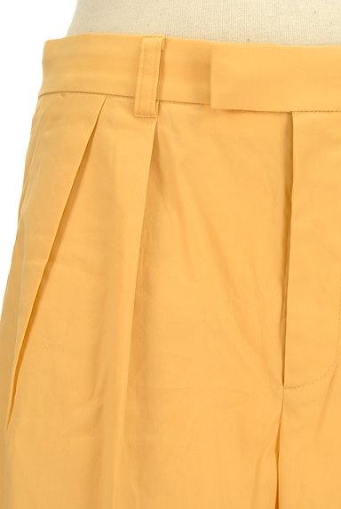 UNTITLED(アンタイトル)の古着「タックカラーハーフパンツ(ショートパンツ・ハーフパンツ)」大画像4へ