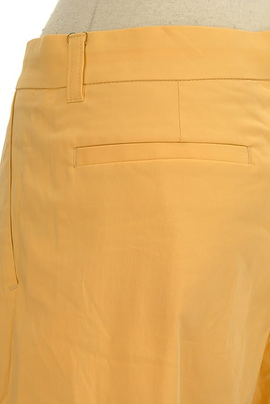 UNTITLED(アンタイトル)の古着「タックカラーハーフパンツ(ショートパンツ・ハーフパンツ)」大画像5へ