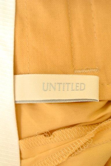 UNTITLED(アンタイトル)の古着「タックカラーハーフパンツ(ショートパンツ・ハーフパンツ)」大画像6へ