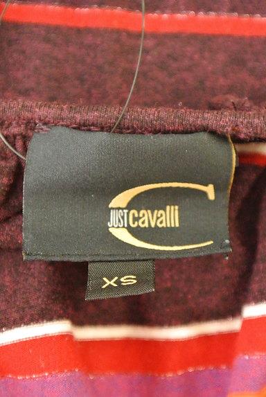 JUST Cavalli(ジャストカヴァリ)の古着「マルチボーダータンクトップ(キャミソール・タンクトップ)」大画像6へ