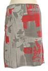 PHILOSOPHY DI ALBERTA FERRETTI(フィロソフィーアルベルタフィレッティ)の古着「スカート」後ろ