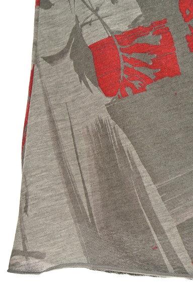 PHILOSOPHY DI ALBERTA FERRETTI(フィロソフィーアルベルタフィレッティ)の古着「総柄サイドギャザー膝丈スカート(スカート)」大画像5へ