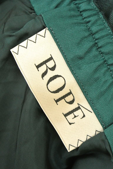 ROPE(ロペ)の古着「シンプルフレアキュロットパンツ(ショートパンツ・ハーフパンツ)」大画像6へ