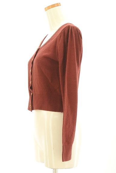 L'EST ROSE(レストローズ)の古着「クルーネックカーディガン(カーディガン・ボレロ)」大画像3へ