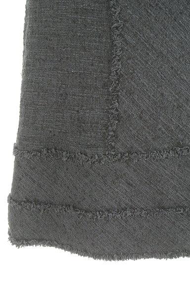 PROPORTION BODY DRESSING(プロポーションボディ ドレッシング)の古着「フリンジデザイン台形スカート(スカート)」大画像5へ
