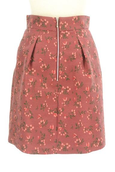 JILLSTUART(ジルスチュアート)の古着「フラワー刺繍タックスカート(スカート)」大画像2へ