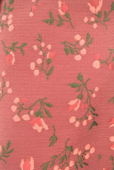 JILLSTUART(ジルスチュアート)の古着「フラワー刺繍タックスカート(スカート)」大画像4へ