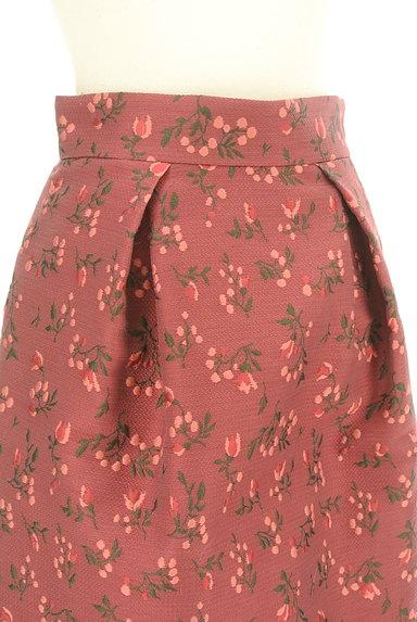 JILLSTUART(ジルスチュアート)の古着「フラワー刺繍タックスカート(スカート)」大画像5へ