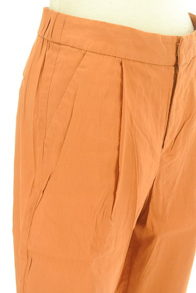 BARNYARDSTORM(バンヤードストーム)の古着「リネンカラーパンツ(パンツ)」大画像4へ
