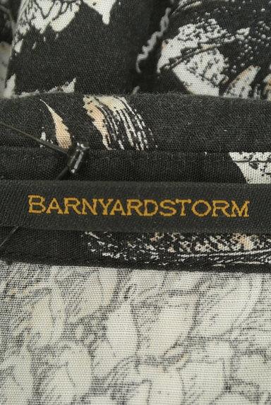 BARNYARDSTORM(バンヤードストーム)の古着「ボタニカル柄オープンカラーシャツ(カジュアルシャツ)」大画像6へ