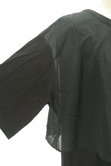 BARNYARDSTORM(バンヤードストーム)の古着「レイヤード風ロングカットソー(カットソー・プルオーバー)」大画像4へ