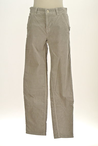 TOMORROWLAND(トゥモローランド)の古着「コーデュロイストレートパンツ(パンツ)」大画像1へ