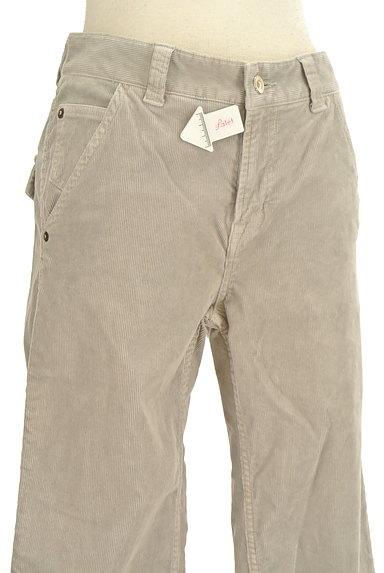 TOMORROWLAND(トゥモローランド)の古着「コーデュロイストレートパンツ(パンツ)」大画像4へ