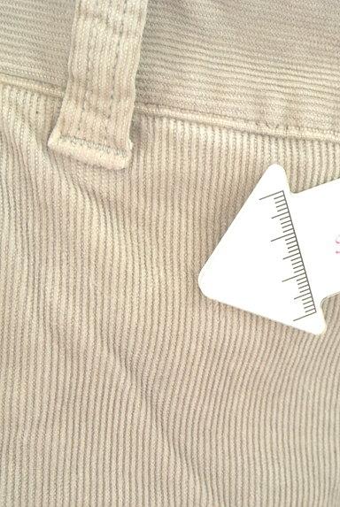 TOMORROWLAND(トゥモローランド)の古着「コーデュロイストレートパンツ(パンツ)」大画像5へ