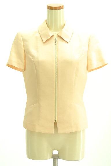 LUI CHANTANT(ルイシャンタン)の古着「襟付きジップアップジャケット(ジャケット)」大画像1へ
