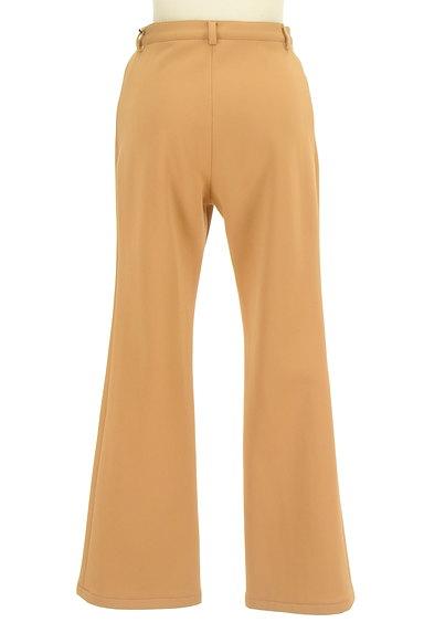 LUI CHANTANT(ルイシャンタン)の古着「カラーセミフレアパンツ(パンツ)」大画像2へ