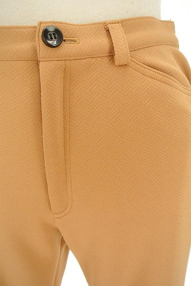 LUI CHANTANT(ルイシャンタン)の古着「カラーセミフレアパンツ(パンツ)」大画像4へ