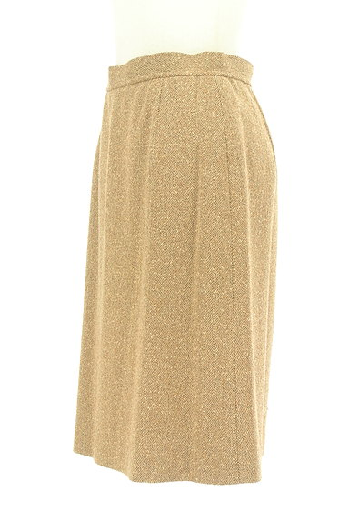 LUI CHANTANT(ルイシャンタン)の古着「シンプルタイトひざ丈スカート(スカート)」大画像3へ