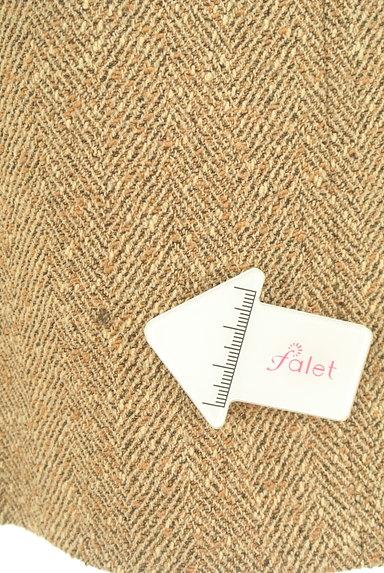 LUI CHANTANT(ルイシャンタン)の古着「シンプルタイトひざ丈スカート(スカート)」大画像5へ