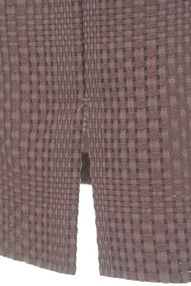 LUI CHANTANT(ルイシャンタン)の古着「ツイード風タイトスカート(スカート)」大画像5へ